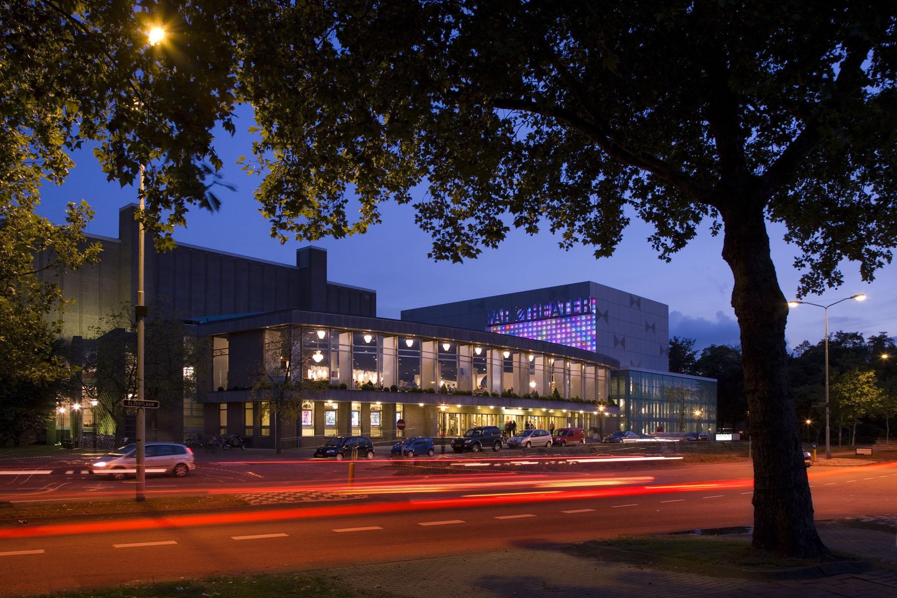 Parktheater Eindhoven doet mee!