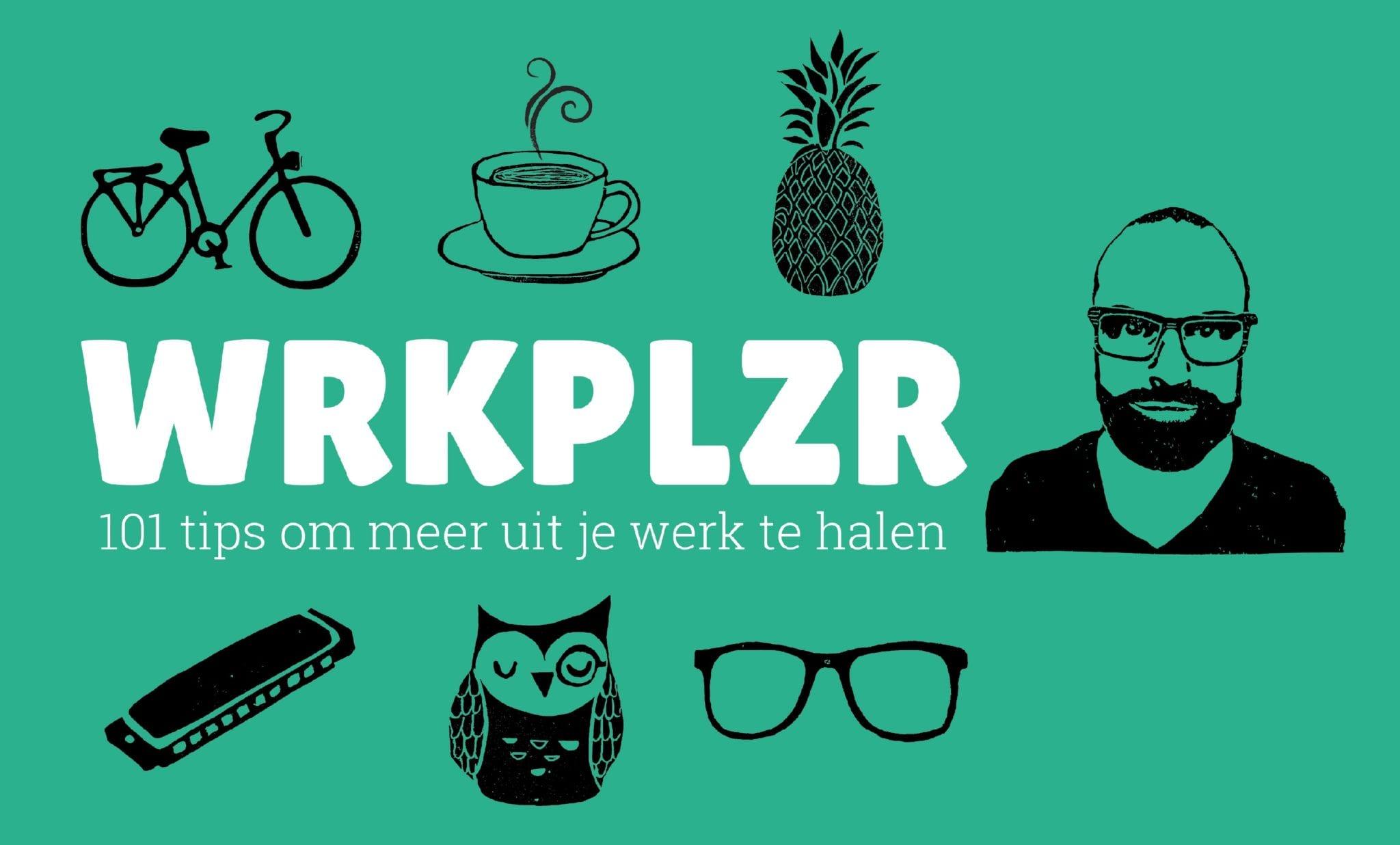 Boek WRKPLZR gewonnen door….