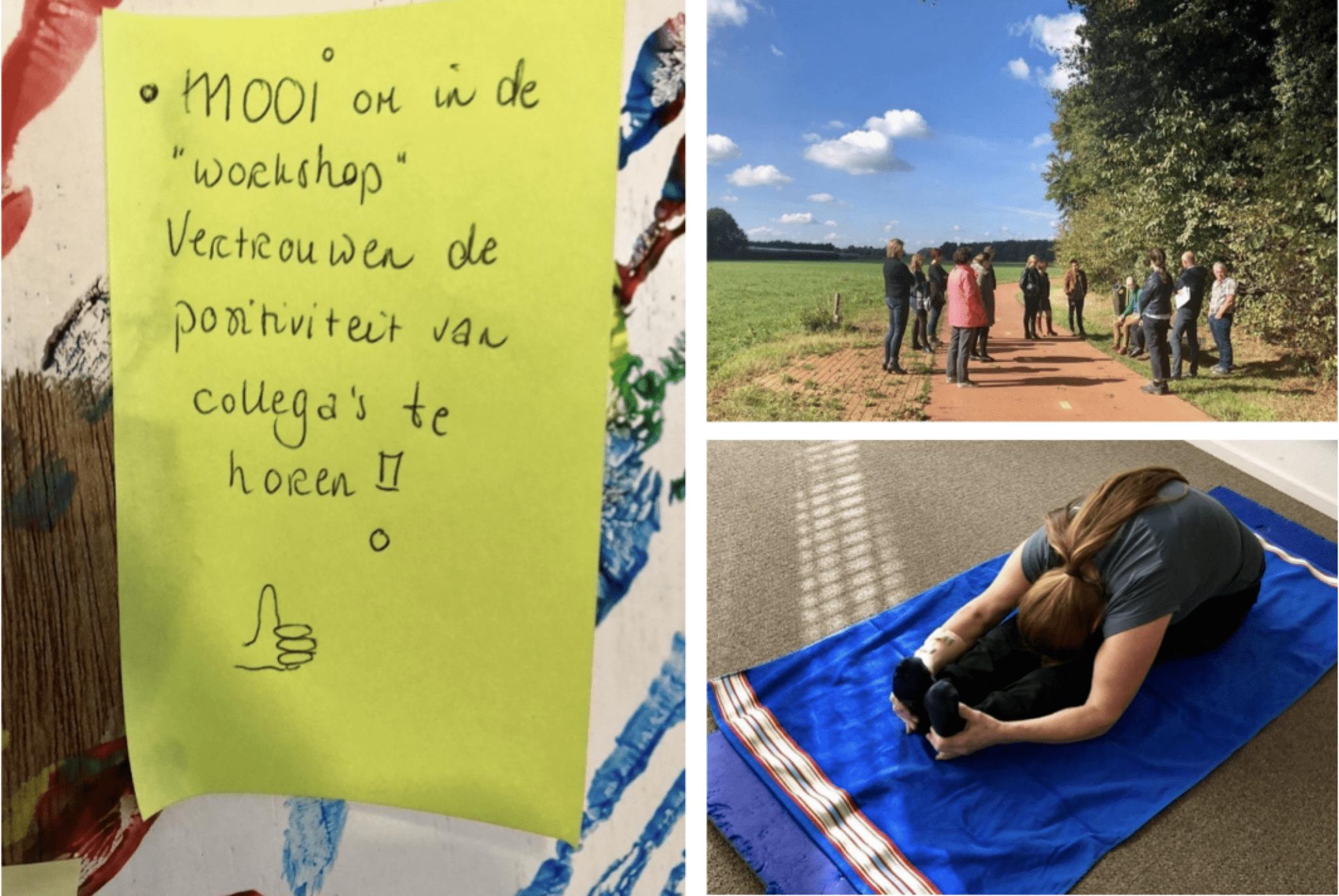 Week van het Werkgeluk in Roerdalen