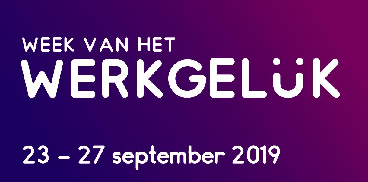 Unconference Werkgeluk 23 september 2019