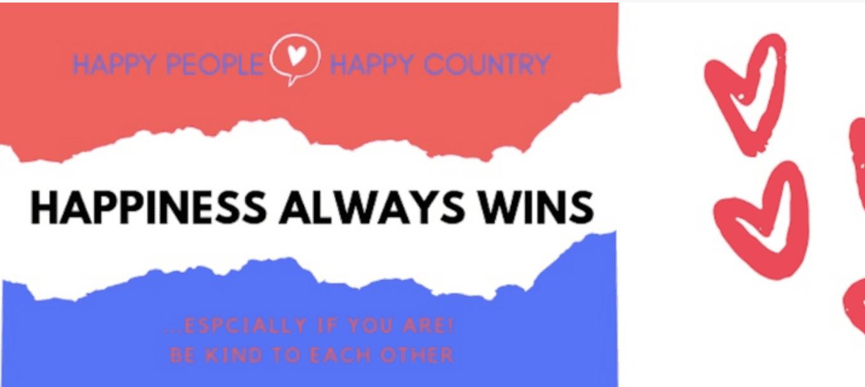 Petitie Nederland kiest voor Bruto Nationaal Geluk